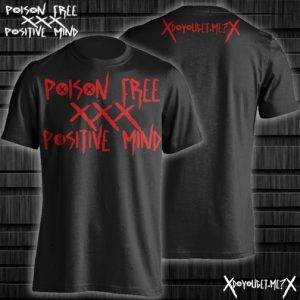 Poison Free Positive Mind
